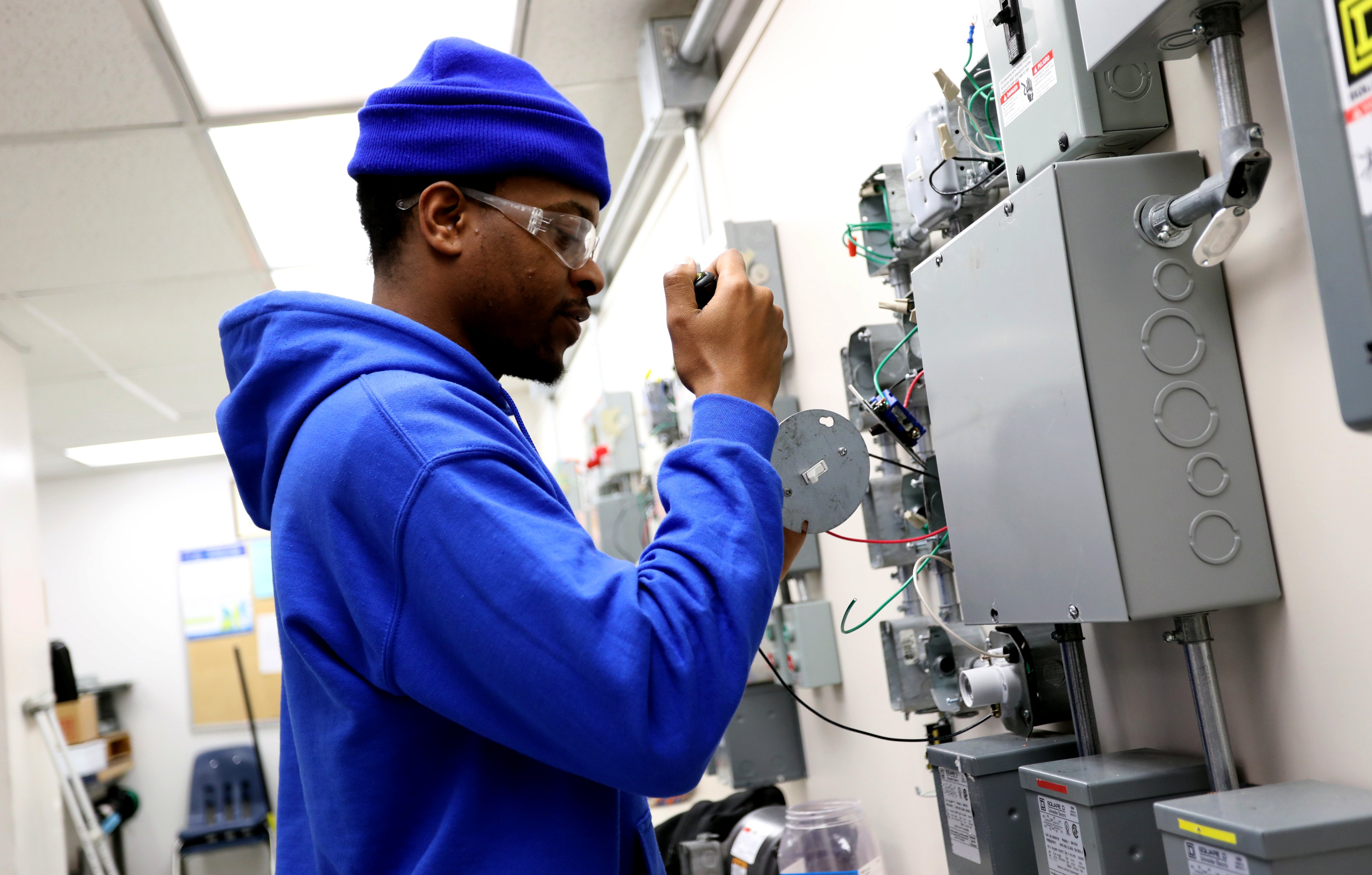 electrical technician school bucks county