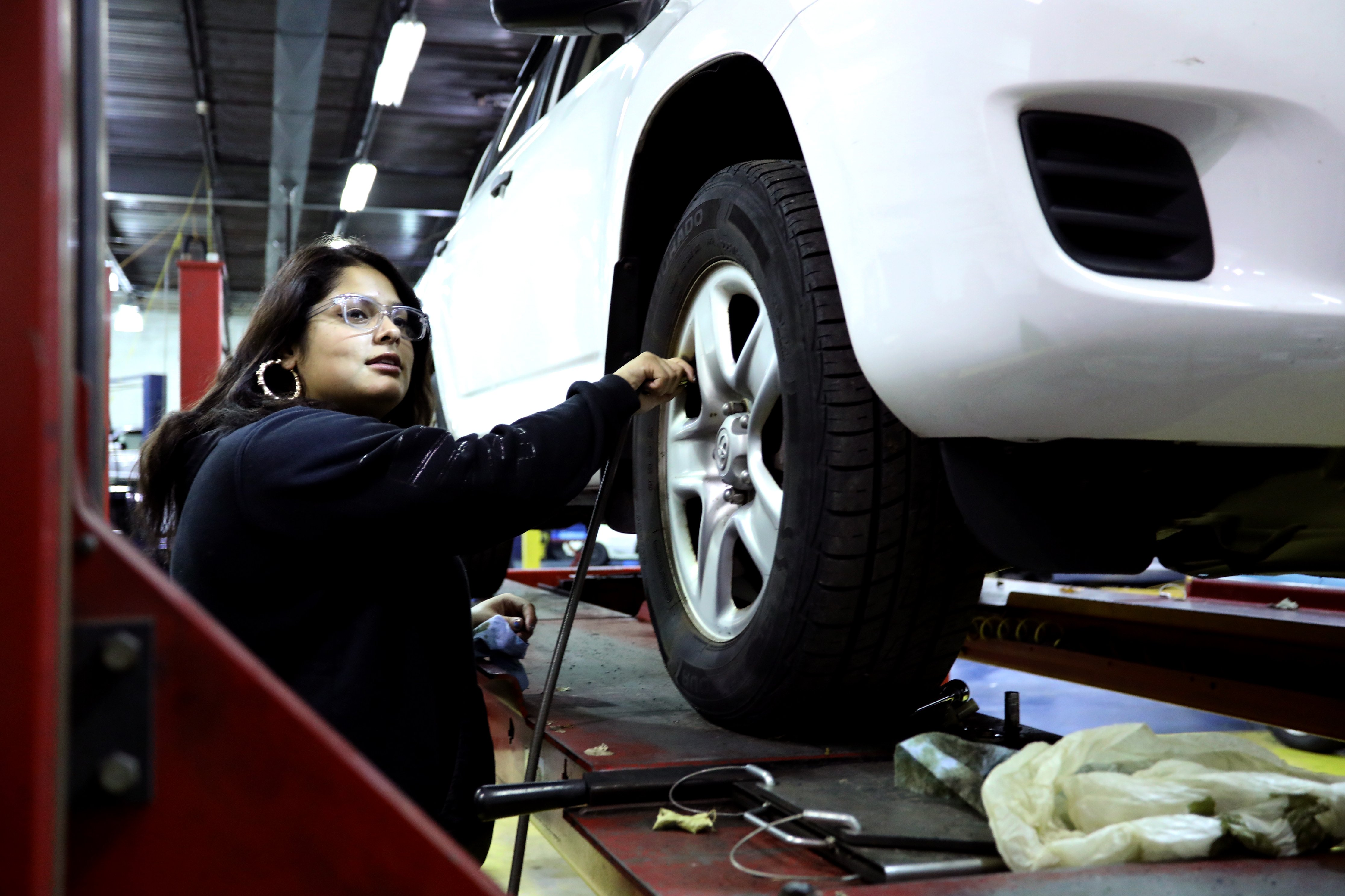 automotive technology degree bucks county