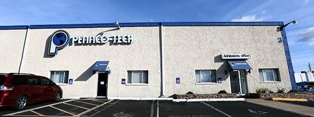 Pennco Tech campus in Bristol, Pennsylvania