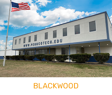 Pennco Tech campus in Blackwood, New Jersey