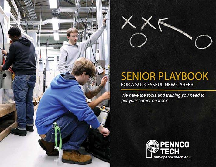 Pennco Tech Senior Playbook 2021