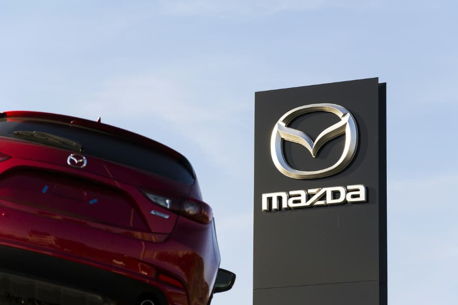 Mazda Car Dealership